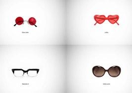Las Gafas más famosas del Mundo.