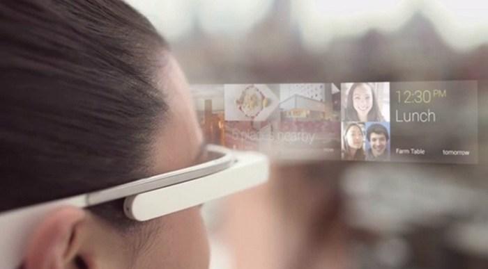 La ficción es más real con las Google Glass.