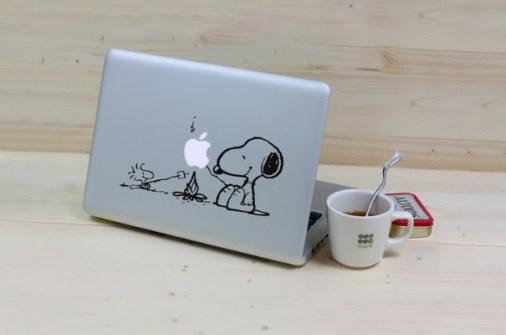 Personalizar Mac Snoopy
