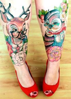 Tatuajes naif
