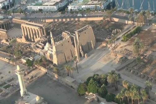 Templo Karnak en Egipto