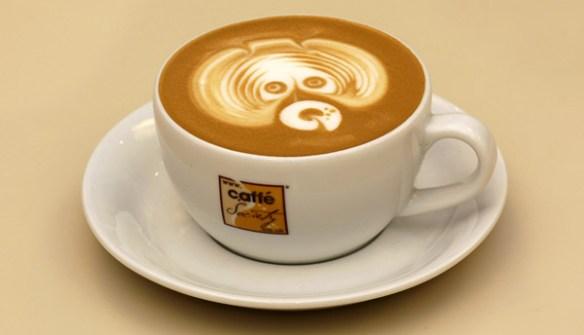 Coffee Art Mono