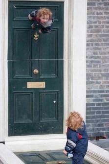 Ilusiones ópticas - Dalston House