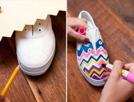 DIY - Zapatillas personalizadas