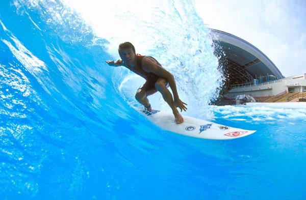 Surf en Seagaia Ocean Dome