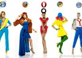 Exploradores de Internet versión femenina.
