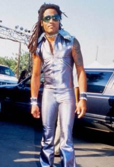 VMAs 2003 - Lenny Kravitz