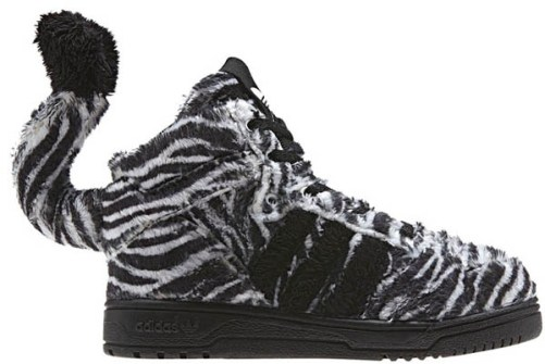 Jeremy Scott - Adidas cebra