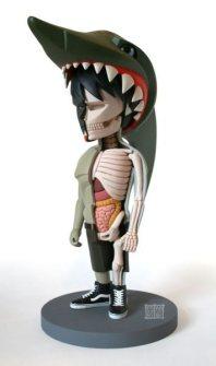 Anatomía Muñeco Ánime