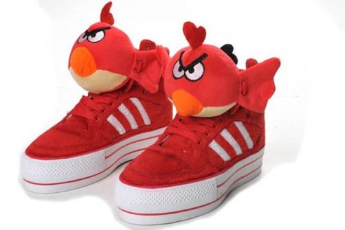 Jeremy Scott - Adidas angry birds