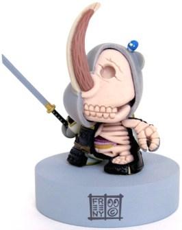 Anatomía  Rhino Samurai