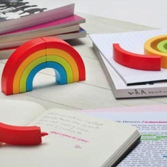 Rotuladores Rainbow