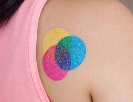 Tatuajes temporales originales