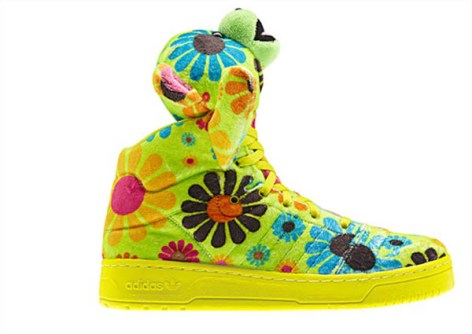 Jeremy Scott - Adidas Flowe Power