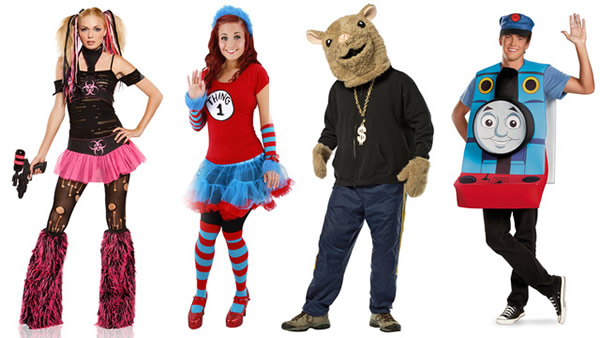Disfraces de Halloween Divertidos