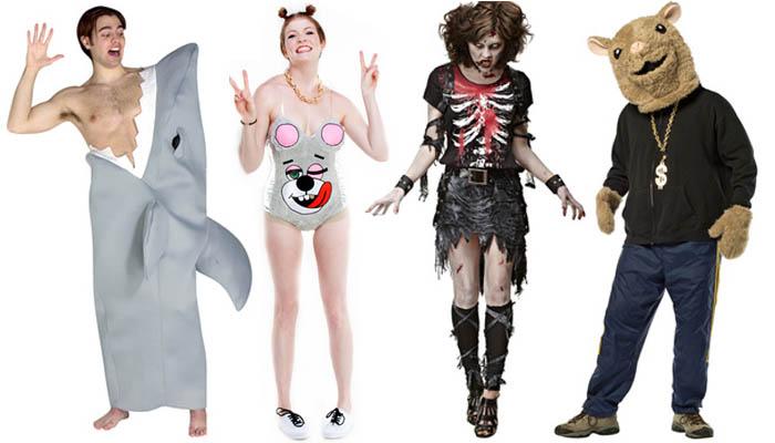 De estos Disfraces para Halloween Cul te pondras