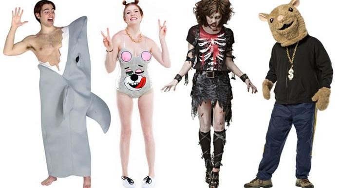 De estos Disfraces para Halloween… ¿Cuál te pondrías?