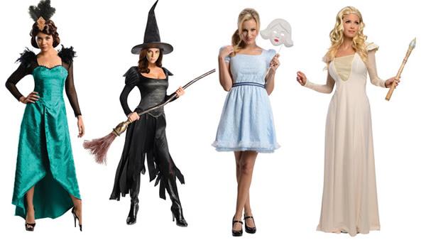 Disfraces de Miedo - Mundo de Oz