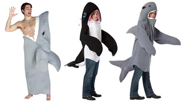 Disfraces Divertidos de Tiburón