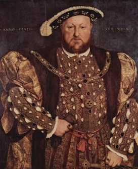 Enrique VIII de Inglaterrra