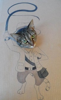 Gato Cosplay