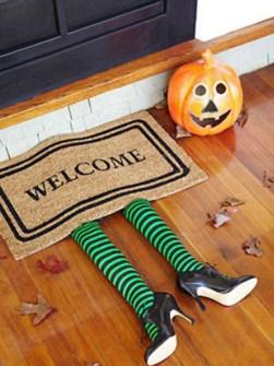 Ideas para Halloween - Bienvenida Halloween