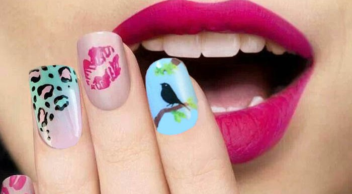 Manicura Creativa y Uñas Decoradas Divertidas.