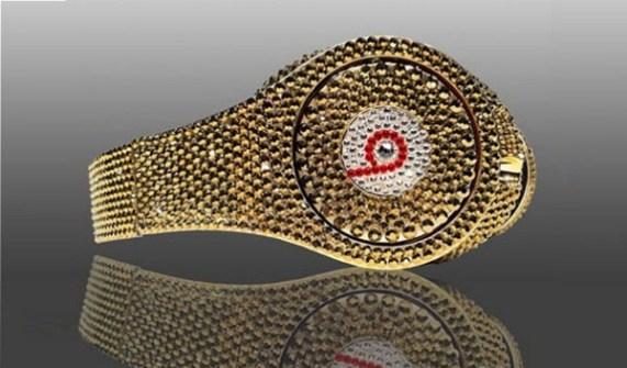 Auriculares Beats  con Cristales de Swarovski