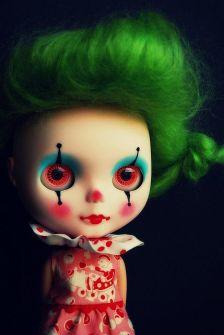 Maquillaje Blythe