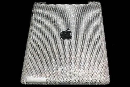 Carcasa tablet  con Cristales de Swarovski