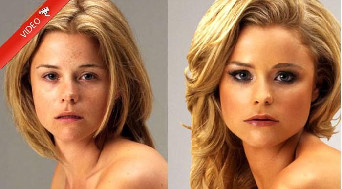 ¿Crees que son Chicas Distintas o es resultado del Photoshop?