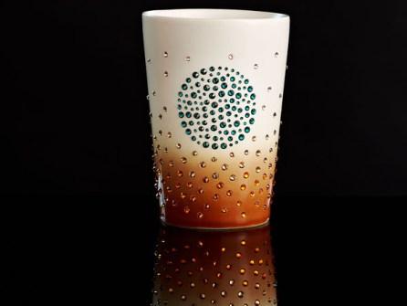 Vaso Starbucks  con Cristales de Swarovski