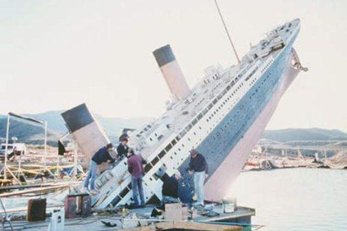 "Maqueta ""Titanic"""