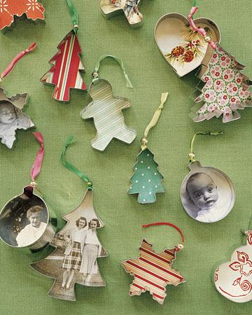 adornos de navidad que puedes hacer con tus hijos adornos de navidad con moldes