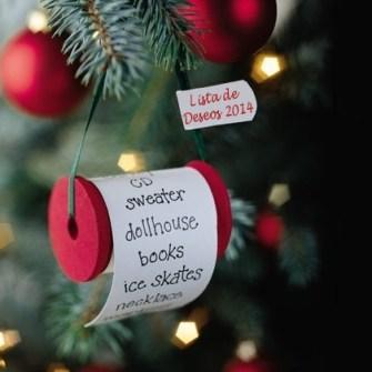15 Adornos de Navidad que puedes hacer con tus hijos - Adornos de Navidad DIY