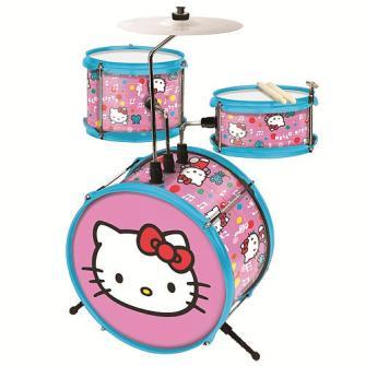 Regalos infantiles Navidad - Batería musical de Hello Kitty