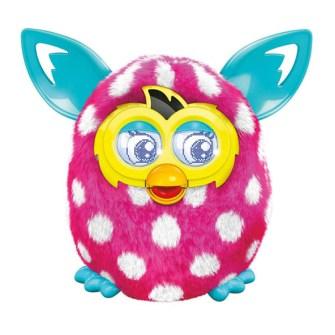 Regalos infantiles Navidad - Furby parlanchín de topitos