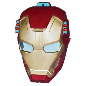 Regalos infantiles Navidad - Máscara Iron Man