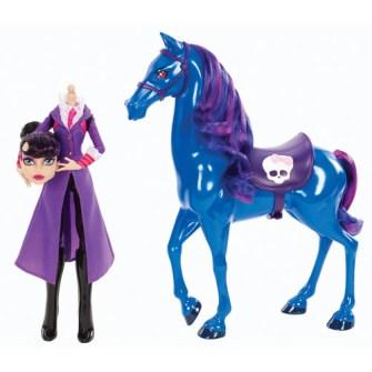 Regalos infantiles Navidad - Monster High sin cabeza