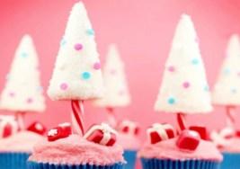 Christmas Cupcakes para comerte la Navidad de un bocado.