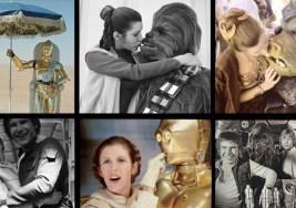 Fotos inéditas de Star Wars publicadas por Chewbacca en su Twitter.