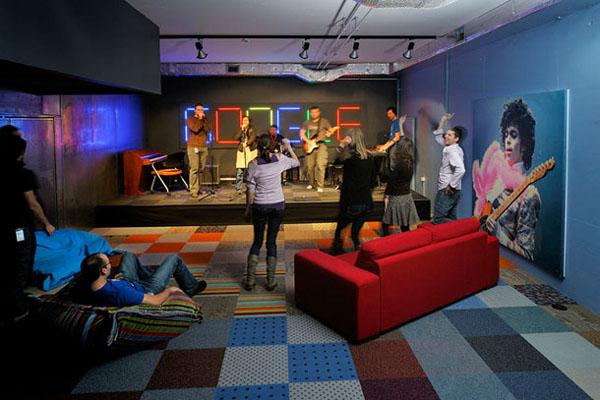 Las 7 Mejores Oficinas del Mundo en las que Soñarías Trabajar - Oficinas de Google