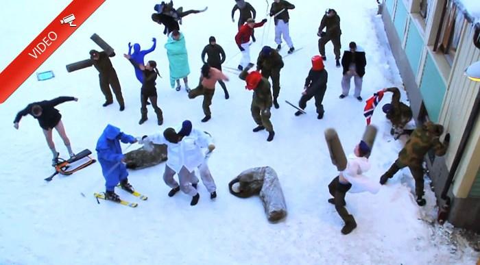 El Mejor Vídeo de Harlem Shake.