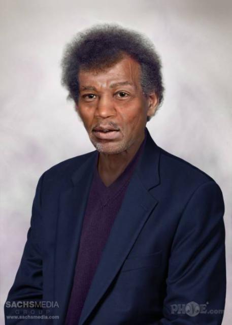 Leyendas del Rock si vivieran hoy - Jimi Hendrix