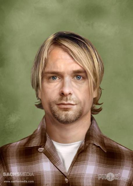 Leyendas del Rock si vivieran hoy - Kurt Cobain