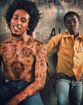 Tus Mitos Tatuados - Bob Marley