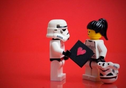 Detalles Geniales para San Valentín - Crea una historia de Amor con tus LEGO