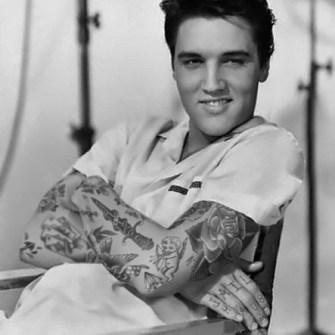 Tus Mitos Tatuados - Elvis Presley