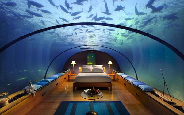 Los Mejores Hoteles para pasar San Valentín - Islas Maldivas