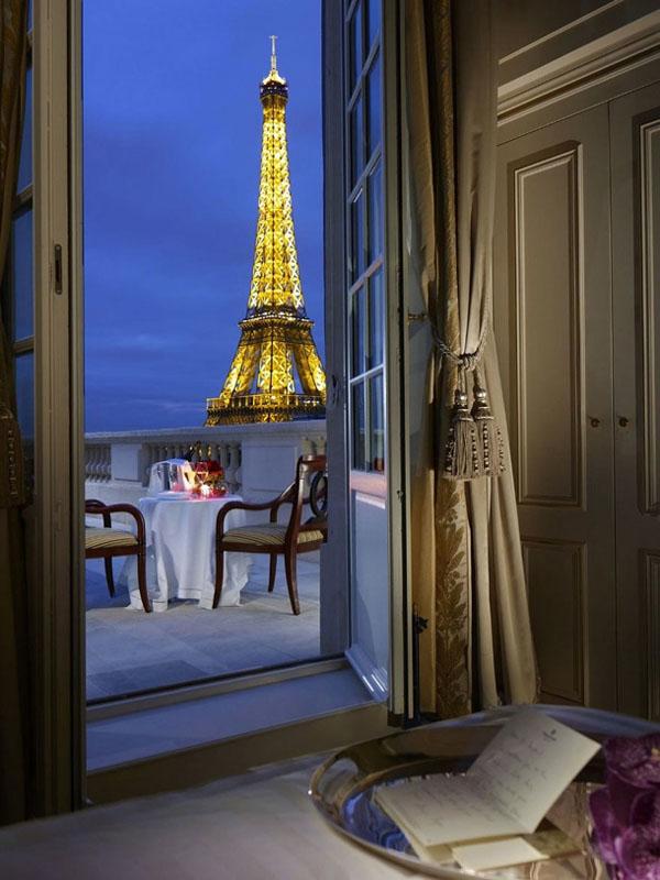 Los Mejores Hoteles para pasar San Valentín - París